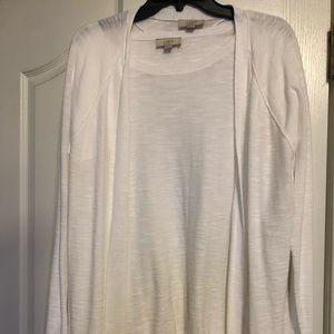 Loft shirt and sweater